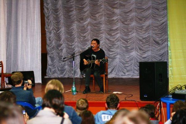 26.04.2008 - Саранск, Мордовский республиканский молодёжный центр