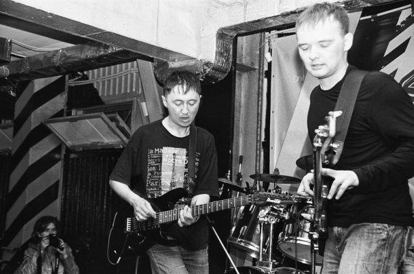 27.04.2009 - Пенза, рок-кафе Захват