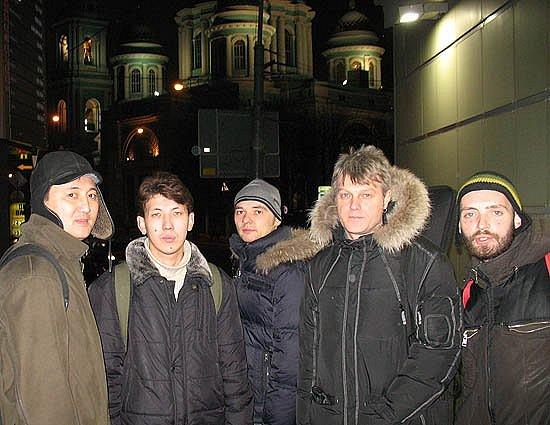 Тур: декабрь 2007