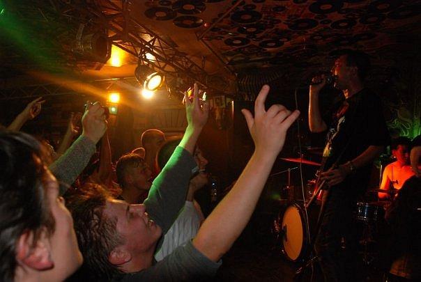 Тур: сентябрь 2008